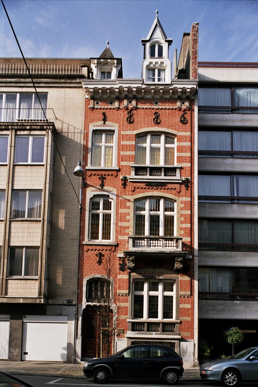 Rue Defacqz 41., 2007