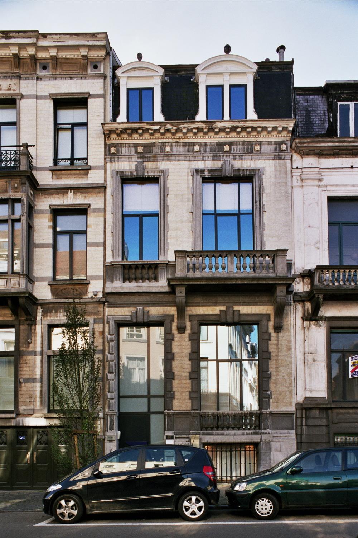 Rue Defacqz 44., 2006