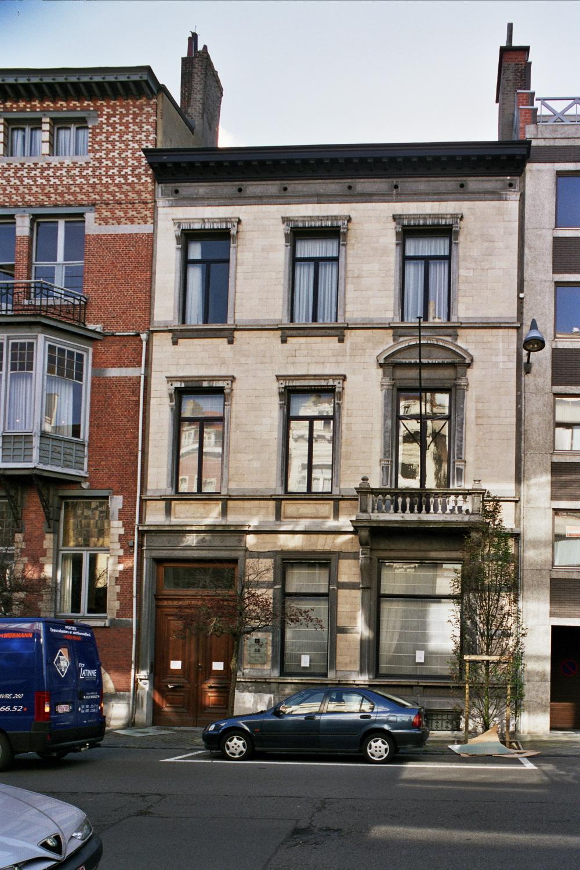 Rue Defacqz 52., 2006