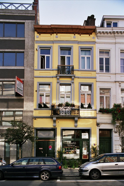 Rue Defacqz 58., 2006