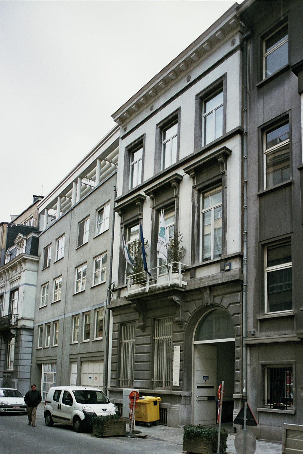Rue de Stassart 32., 2009