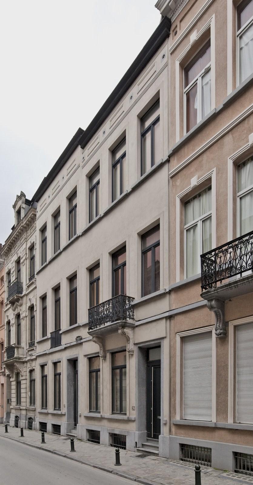 Rue de Stassart 63.© 2009 © bepictures / BRUNETTA V. – EBERLIN M.