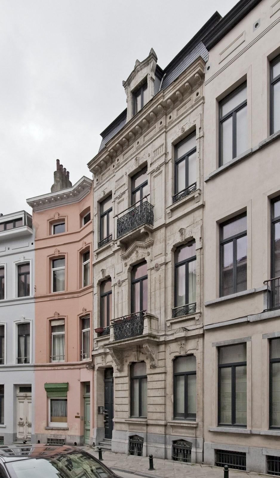 Rue de Stassart 67.© 2009 © bepictures / BRUNETTA V. – EBERLIN M.
