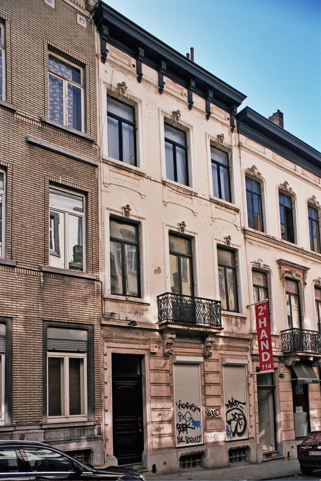 Rue de Stassart 114., 2009