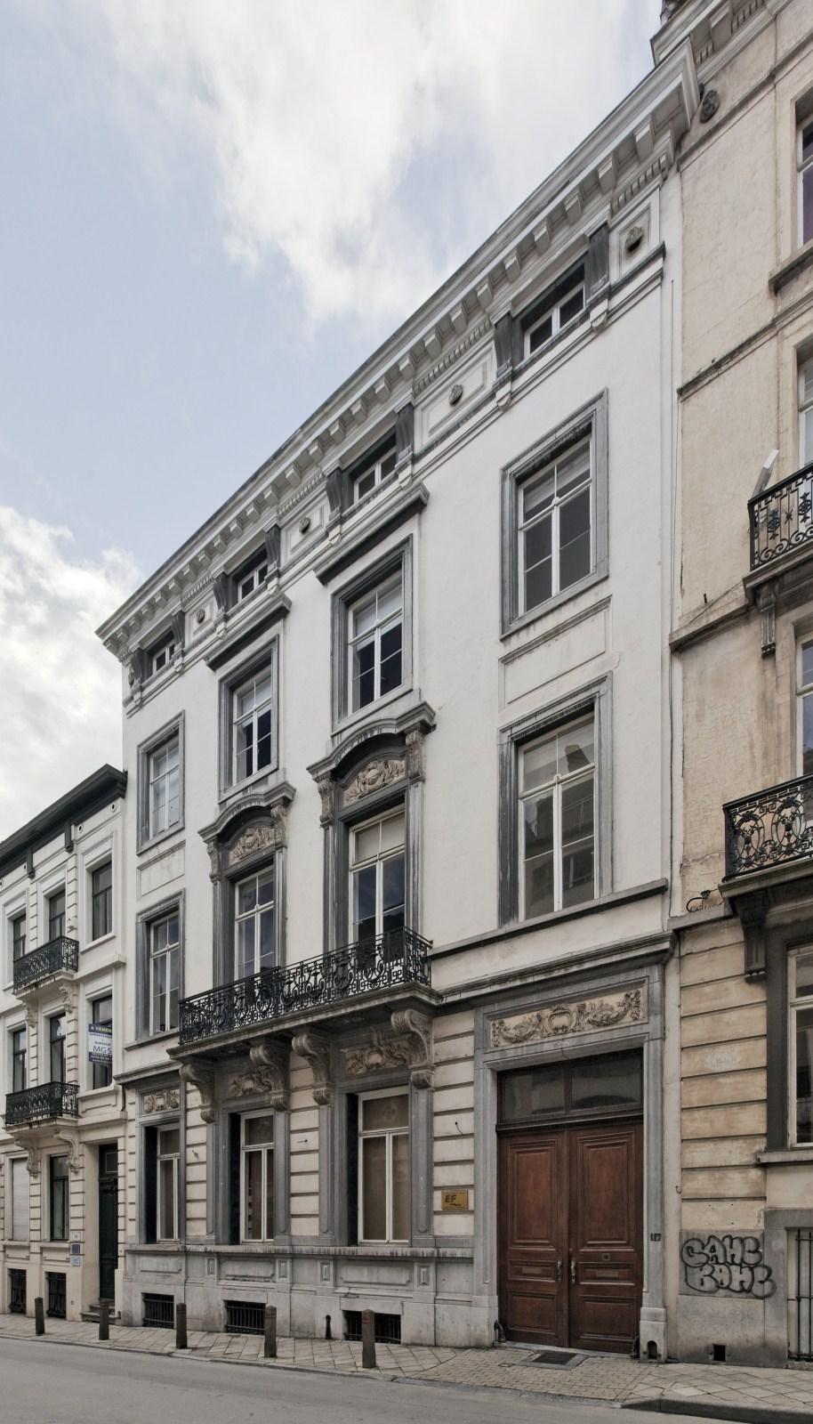 Rue de Stassart 117.© 2009 © bepictures / BRUNETTA V. – EBERLIN M.