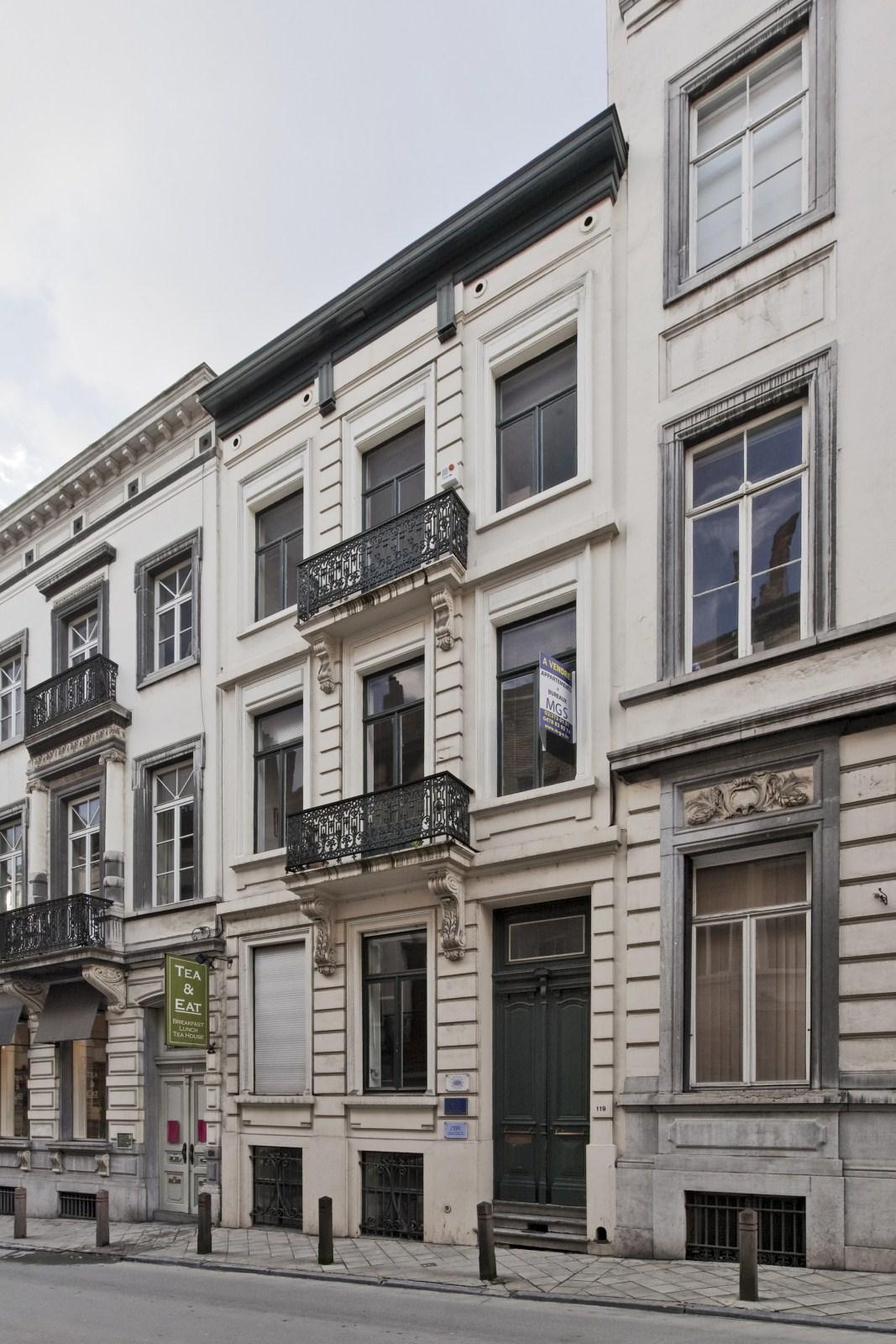 Rue de Stassart 119.© 2009 © bepictures / BRUNETTA V. – EBERLIN M.