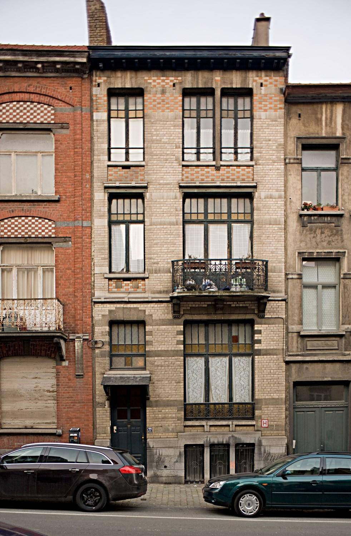 Rue de Theux 77, 2012