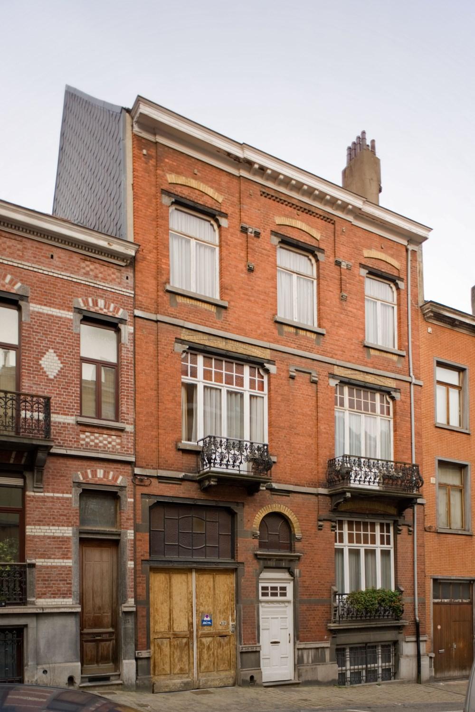 Rue de Theux 83-83a, 2012