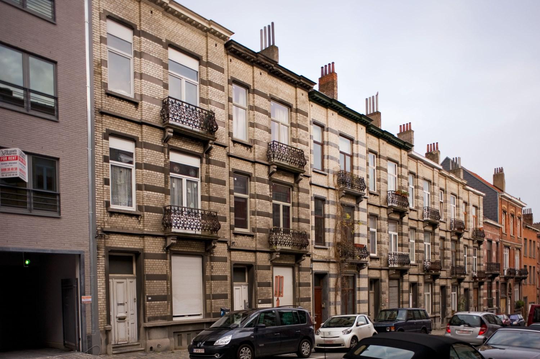 Rue de Theux 99 à 87, 2012