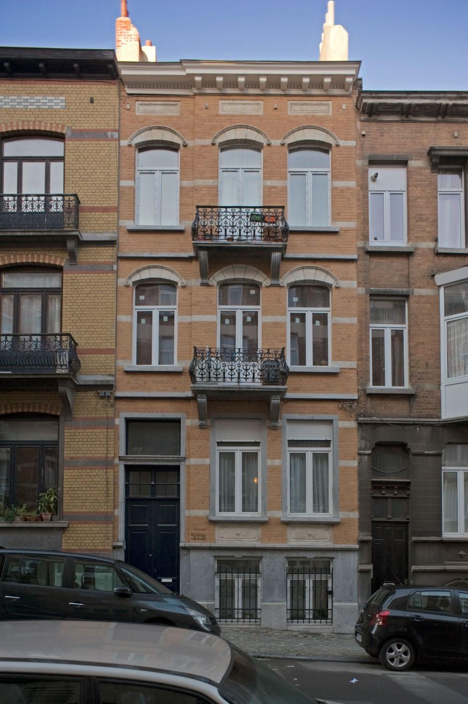 Rue de Theux 139, 2012