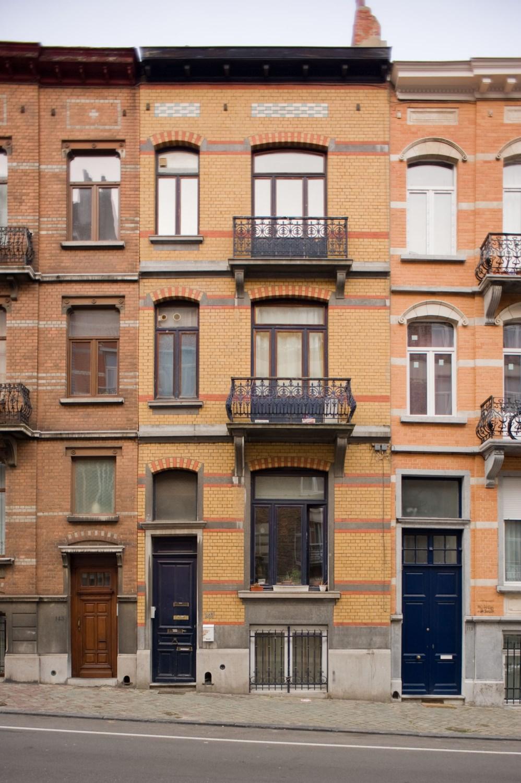 Rue de Theux 141, 2012