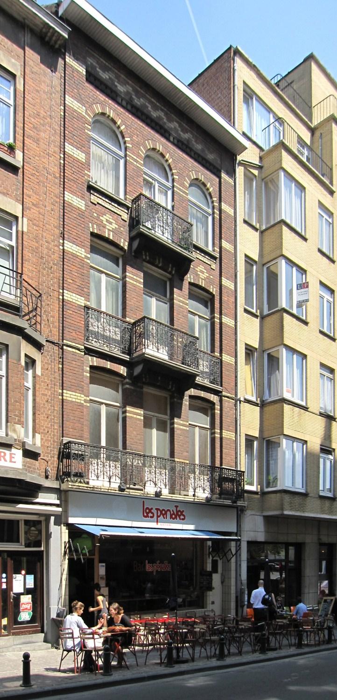 Rue de Vergnies 42, 2011