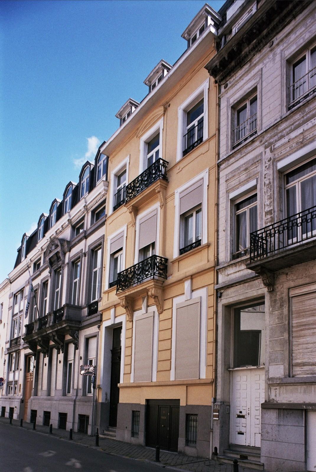 Rue des Drapiers 42., 2009