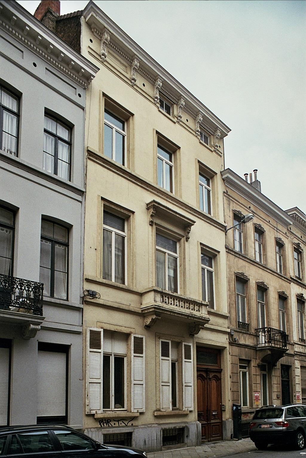 Rue des Drapiers 51., 2009