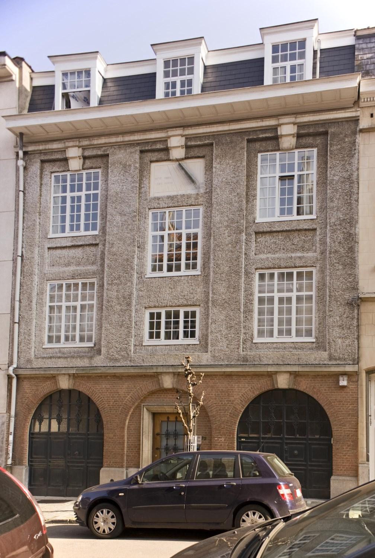Rue des Échevins 72, 2011