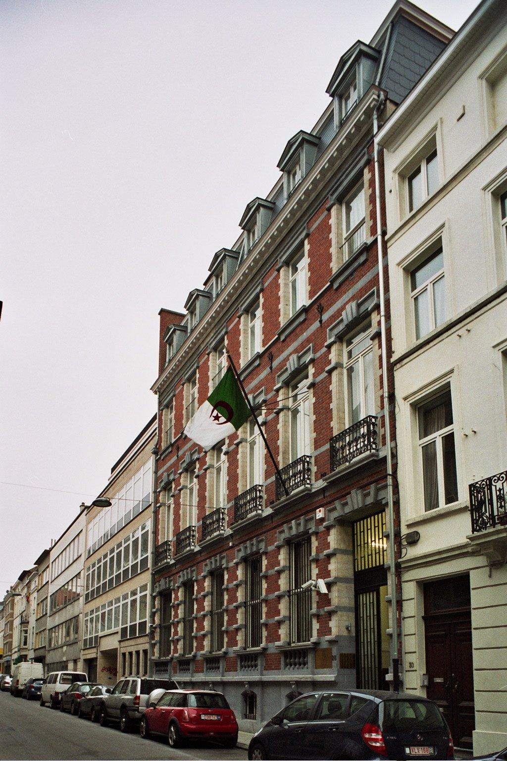 Rue d'Edimbourg 26-28., 2008