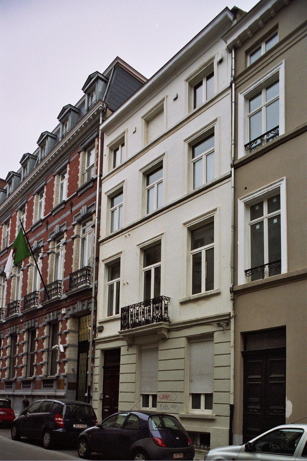 Rue d'Edimbourg 30., 2008