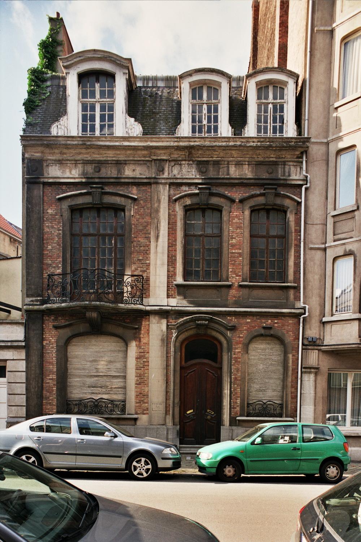 Rue Edmond Picard 21., 2006