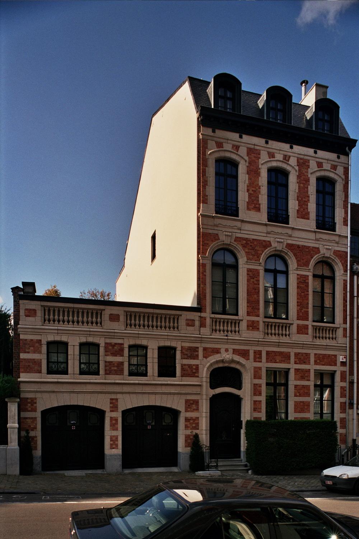 Rue Edmond Picard 41., 2006