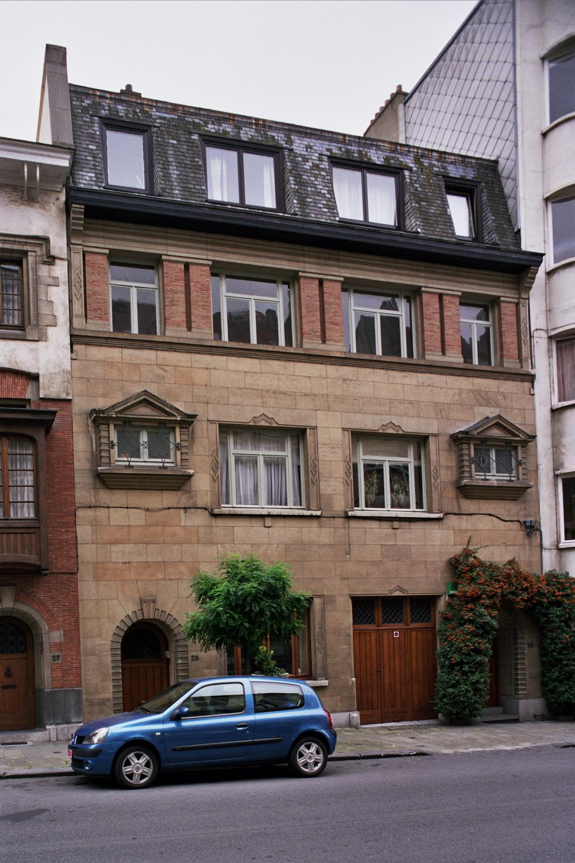 Rue Émile Bouilliot 25-23., 2006