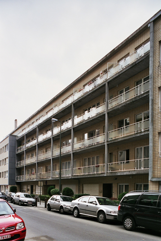 Rue Émile Claus 46-54., 2005