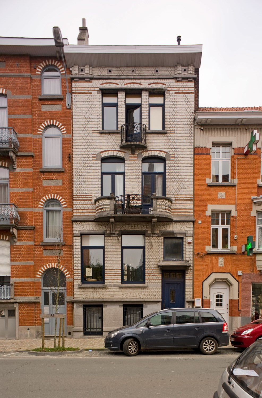 Avenue Émile de Beco 32, 2012