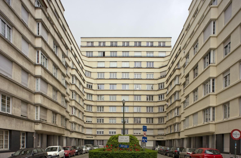 Avenue Émile de Beco 92 à 114, 2012