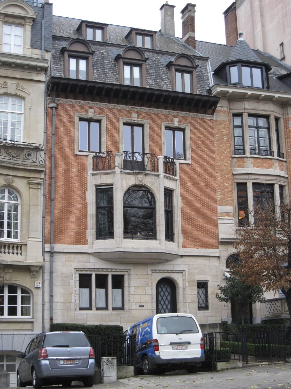 Avenue Émile Duray 42, 2010