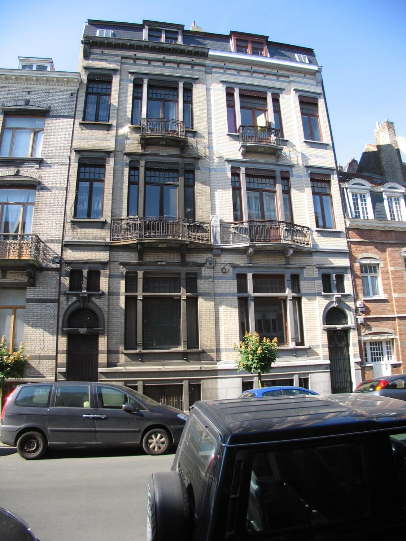 Rue Emmanuel Van Driessche 61 et 59., 2006