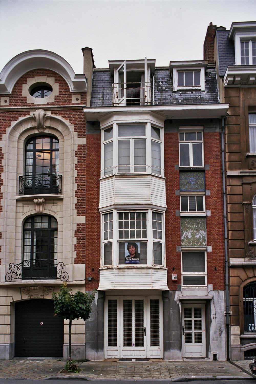 Rue Emmanuel Van Driessche 74., 2006