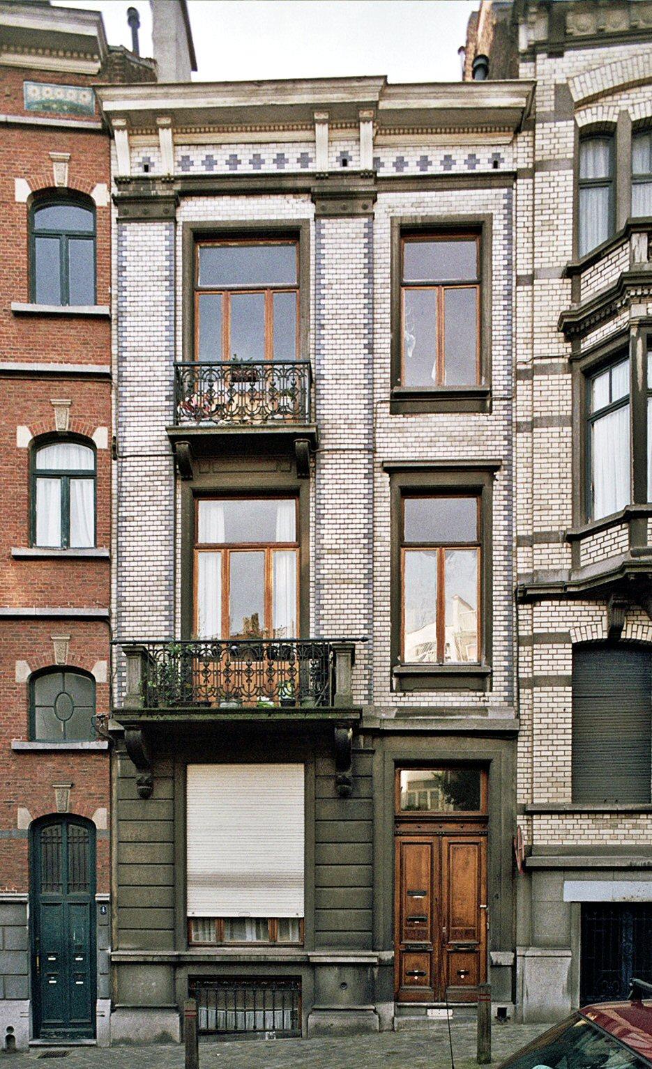 Kluisstraat 6., 2009