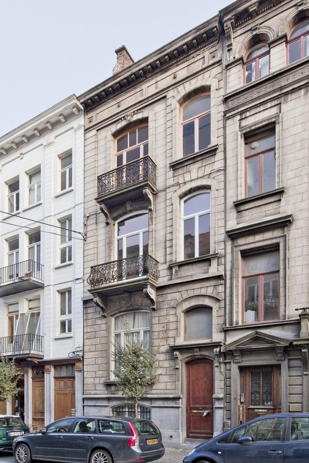 Rue Ernest Solvay 13.© 2009 © bepictures / BRUNETTA V. – EBERLIN M.