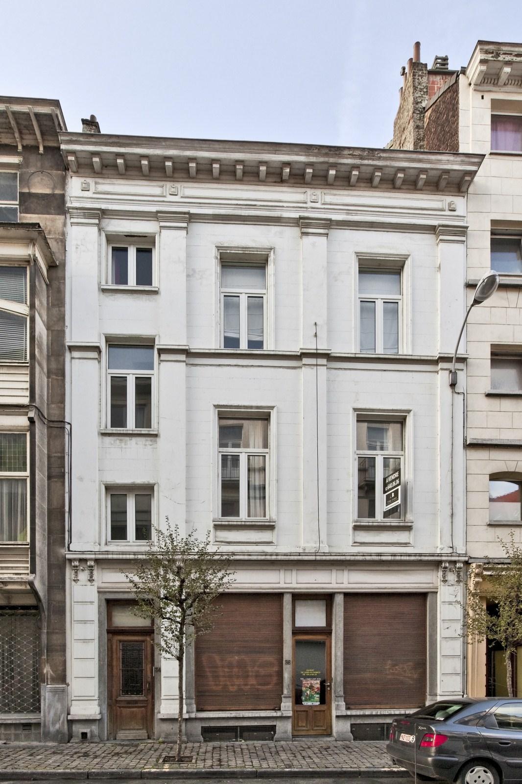 Rue Ernest Solvay 34-36.© 2009 © bepictures / BRUNETTA V. – EBERLIN M.