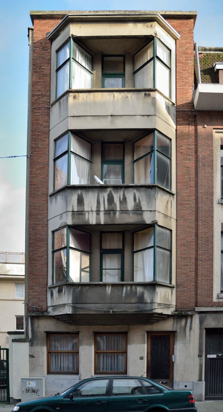 Rue de l'Été 56, 2014