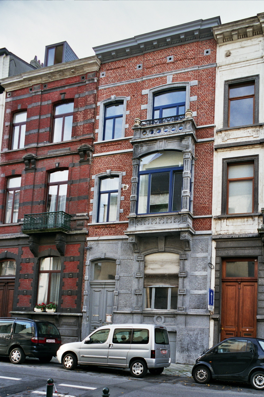 Rue Faider 29., 2006
