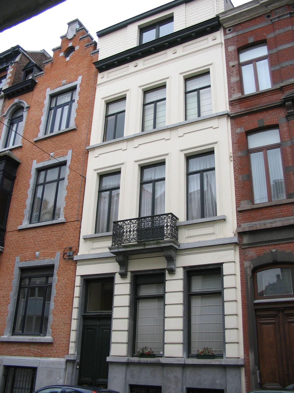 Faiderstraat 33., 2006