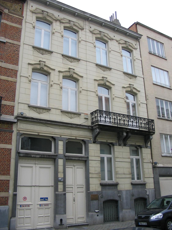 Rue Faider 69-67., 2005