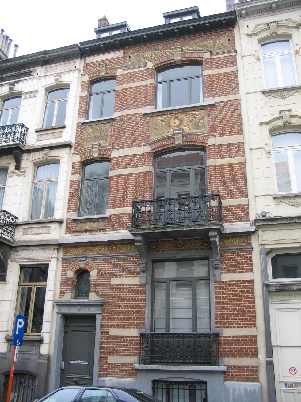 Rue Faider 71., 2005