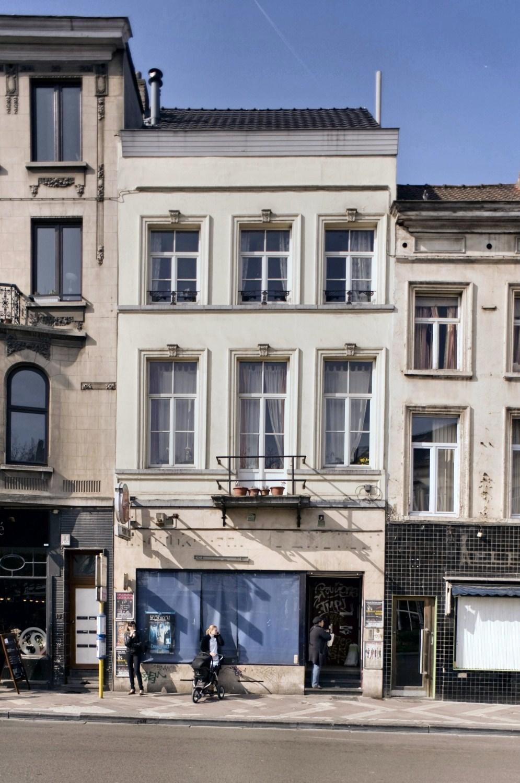Place Fernand Cocq 9, 2011