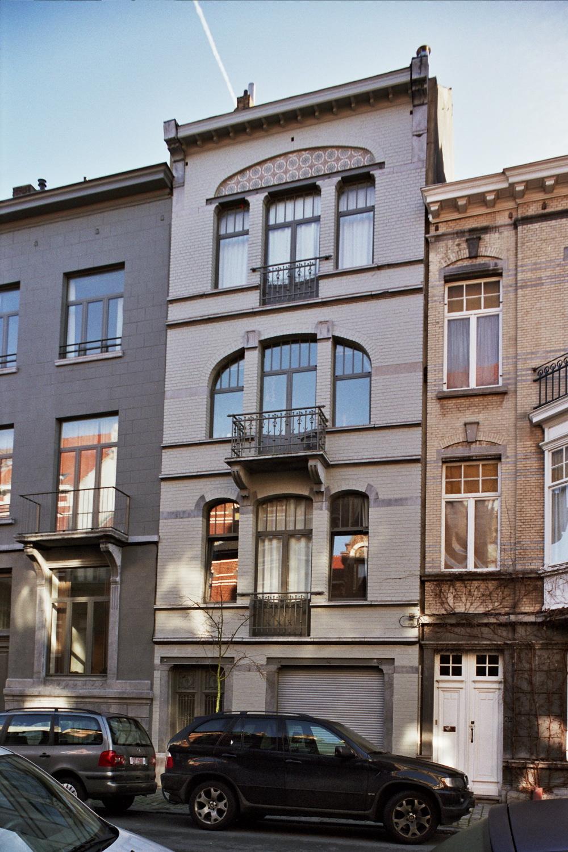 Rue Fernand Neuray 70., 2006
