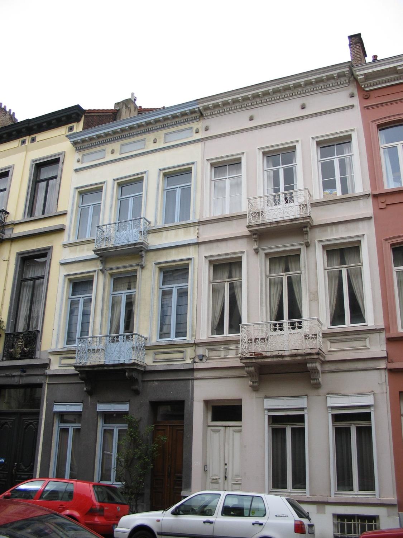 Rue de Florence 31 et 29., 2005