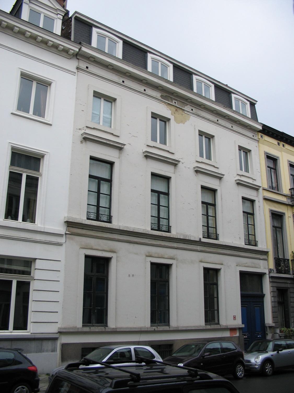 Rue de Florence 35., 2005