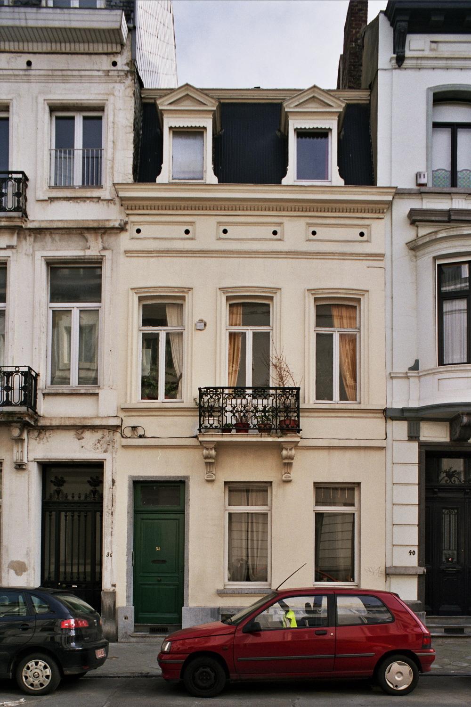 Rue de Florence 38., 2007