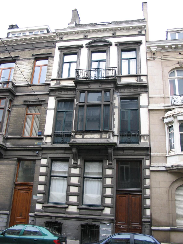 Rue de Florence 57., 2005