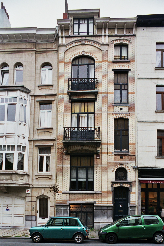 Rue François Stroobant 12., 2006