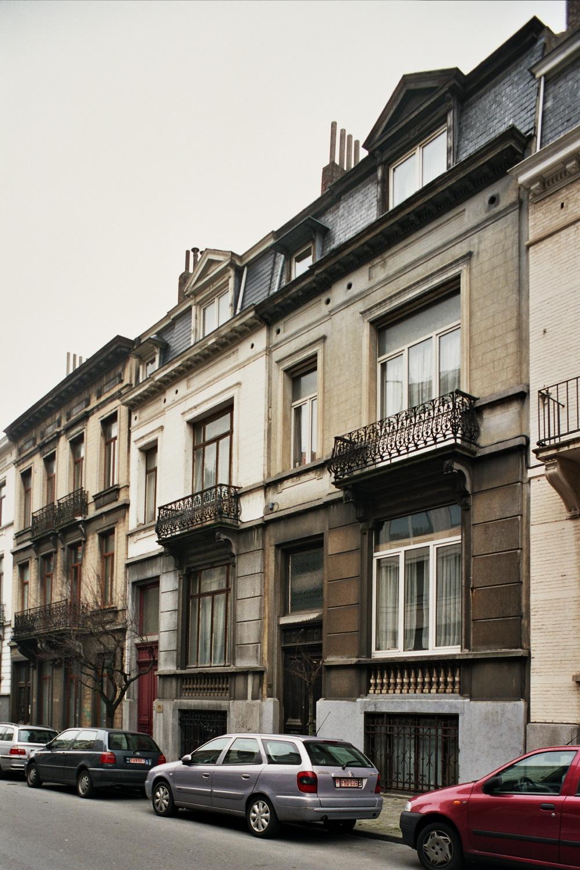 Rue Franz Merjay 30 et 32., 2007