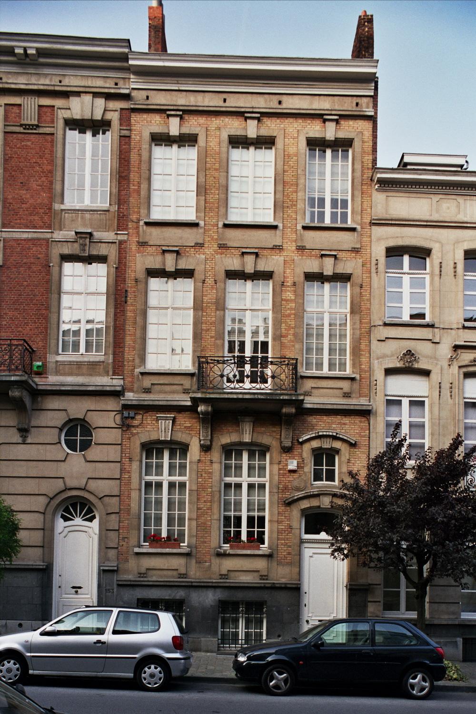 Rue Franz Merjay 151., 2006