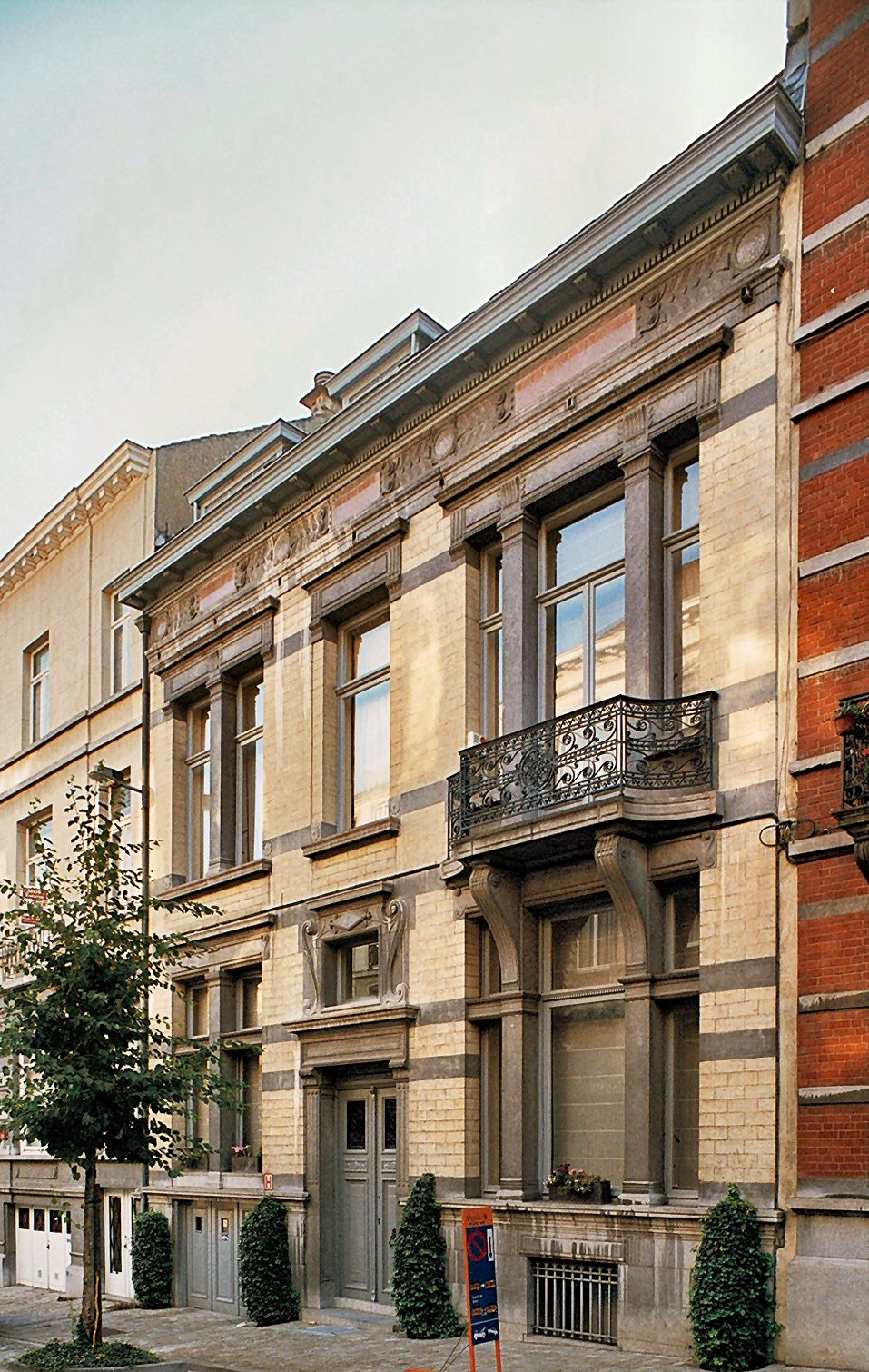 Rue Gachard 48., 2009