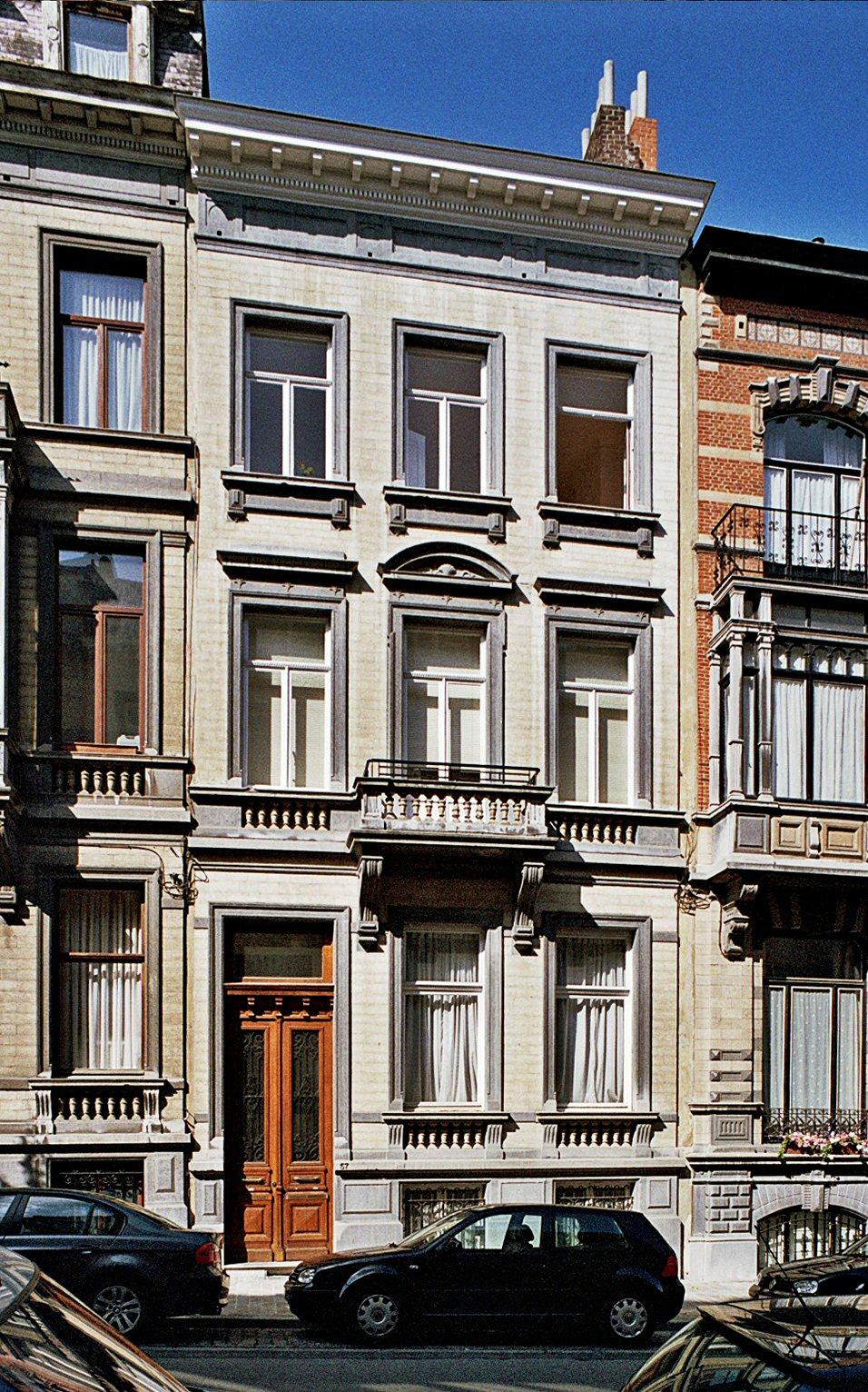 Rue Gachard 57., 2009