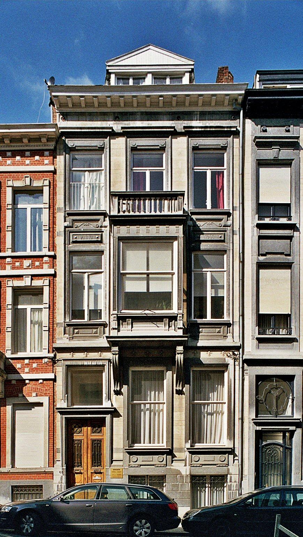 Rue Gachard 63., 2009